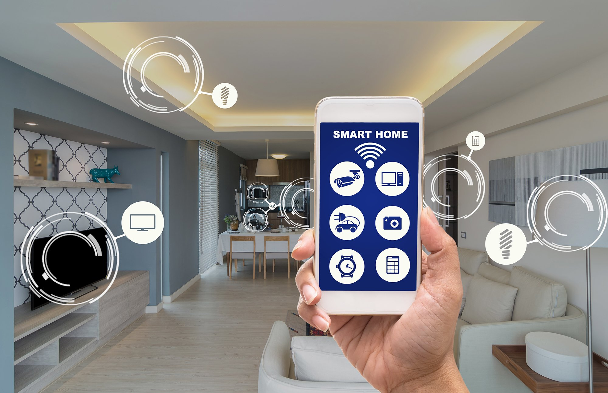 Home Automation Installations in Gerrards Cross & London