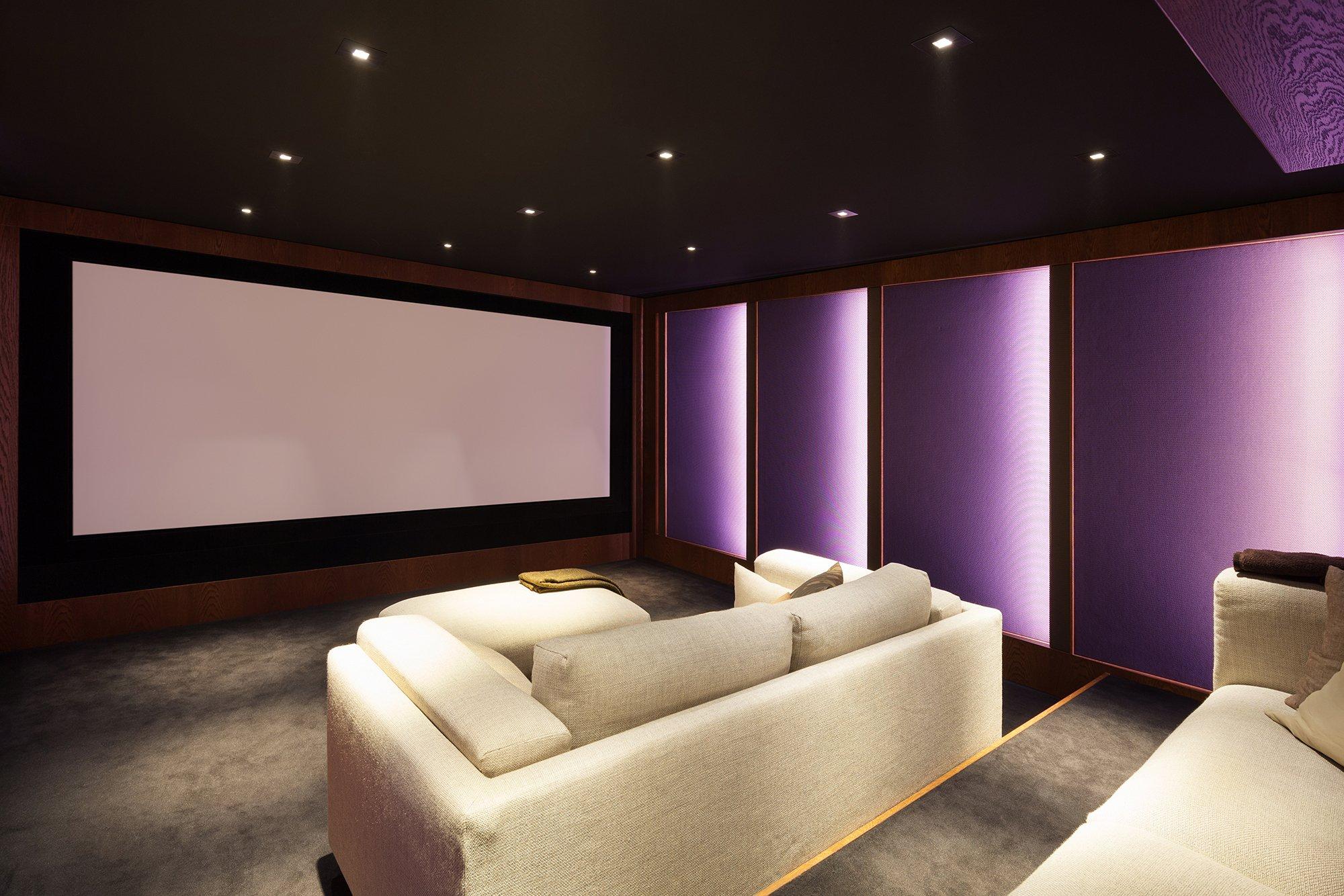 Home Cinema Installations in Gerrards Cross & London